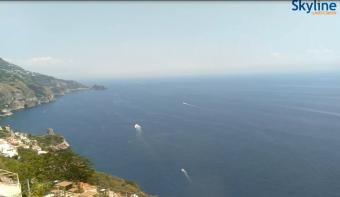 Praiano webcam - Praiano - Amalfi Coast webcam, Campania, Salerno
