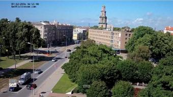 Liepaja webcam - Liepaja City webcam, Courland, Liepaja