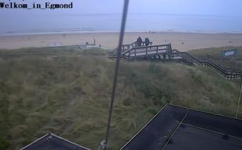 Egmond aan Zee webcam - KNRM Egmond aan Zee webcam, North Holland, Bergen