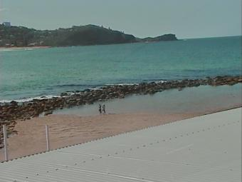 Central Coast webcam - Avoca Beach webcam, New South Wales , Central Coast