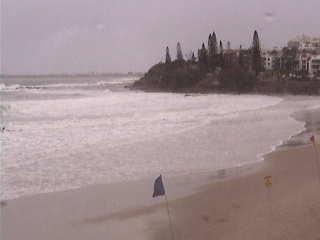 Sunshine Coast webcam - Alexandra Headland webcam, Queensland, South East Queensland