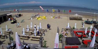 Knokke-Heist webcam - Surfers Paradise webcam, Flanders, West Flanders