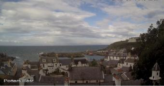 Portpatrick webcam - The Potters Rest Portpatrick webcam, Scotland, Dumfries and Galloway