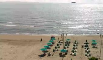Durres webcam - Hotel Vila Lule webcam, Durres, Durres County