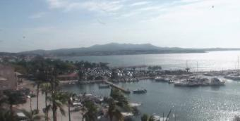 Sanary-sur-Mer webcam - Sanary-sur-Mer Port webcam, Provence-Alpes-Cote d'Azur, Var