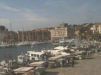 Sanary-sur-Mer webcam - Sanary-sur-Mer Live webcam, Provence-Alpes-Cote d'Azur, Var