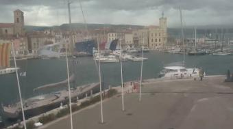 Baie de la Ciotat webcam - La Ciotat Port webcam, Provence-Alpes-Cote d'Azur, Var