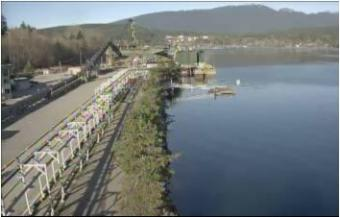 Port Moody webcam - Pacific Coast Terminals Co. Ltd. webcam, British Columbia, Burrard Inlet