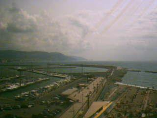 Diano Marina webcam - Hotel Caravelle webcam, Liguria, Imperia
