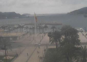 Cartagena webcam - Puerto Cartagena webcam, Caribbean Region, Bolivar