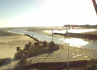 La Baule-Escoublac webcam - Yacht Club de La Baule webcam, Pays de la Loire, Loire-Atlantique