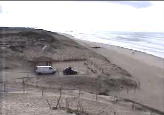 Seignosse webcam - Seignosse webcam, Aquitaine, Landes