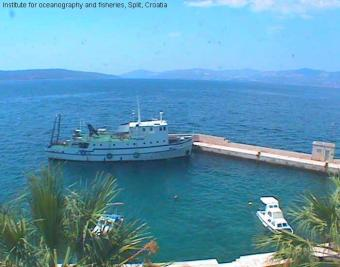 Split webcam - Split webcam, Dalmatia, Split-Dalmatia