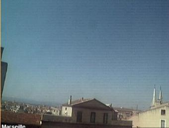 Marseille webcam - Marseille webcam, Provence-Alpes-Cote d'Azur, Bouches-du-Rhone