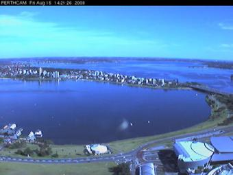 Perth webcam - Perth webcam, Western Australia, Perth