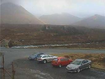Sligachan webcam - Sligachan, Isle of Skye webcam, Scotland, Ross and Cromarty