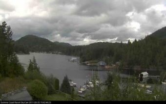 Gibsons webcam - Gibsons webcam, British Columbia, Sunshine Coast