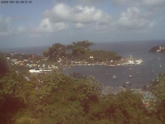 St. George's webcam - St. Georges webcam, Grenada, Grenada