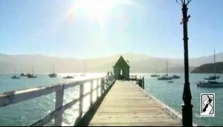 Akaroa webcam - Akaroa webcam, Canterbury, Christchurch