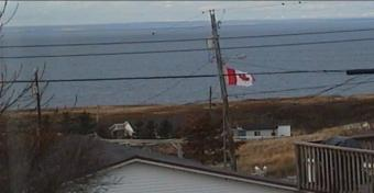Bell Island webcam - Bell Island webcam, Newfoundland and Labrador, Avalon Peninsula