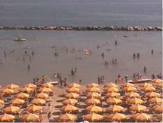 Rimini webcam - Bellaria webcam, Emilia-Romagna, Rimini