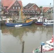 Neuharlingersiel webcam - Neuharlingersiel 1 webcam, Lower Saxony, Wittmund