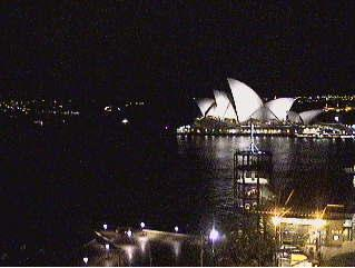 Sydney webcam - The Rocks, Sydney webcam, New South Wales , Sydney