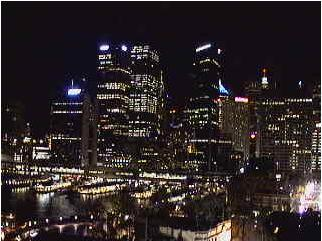 Sydney webcam - The Rocks, Sydney Harbour webcam, New South Wales , Sydney