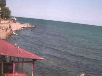 Nesebar webcam - Restaurant Sevina, Nesebar webcam, Burgas, Nesebar