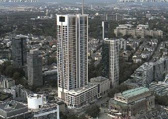Frankfurt webcam - Frankfurt Opera Tower webcam, Frankfurt Rhine-Main, Hesse