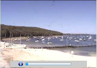 Carcans webcam - Carcans Port webcam, Aquitaine, Gironde