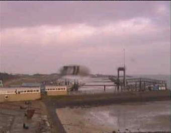 Vlieland webcam - Vlieland Port webcam, Lower Saxony, Friesland