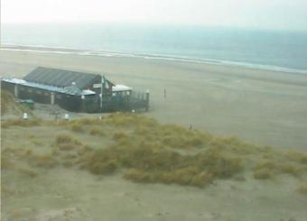 Vlieland webcam - Westcord Strand Hotel Seeduyn webcam, Lower Saxony, Friesland