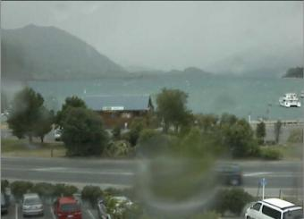 Lake Wanaka webcam - Lake Wanaka webcam, Otago, Queenstown-Lakes District