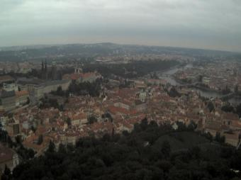 Prague webcam - Prague Castle webcam, Bohemia, Prague