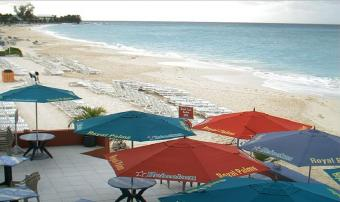 George Town webcam - Royal Palms Beach bar webcam, Grand Cayman, Grand Cayman