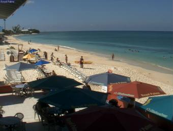 George Town webcam - Royal Palms Patio webcam, Grand Cayman, Grand Cayman
