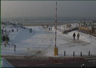 Egmond aan Zee webcam - Ristorante Itialiano MiraMire webcam, North Holland, Bergen