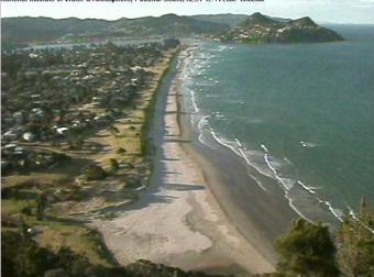 Tairua webcam - Pauanui South  webcam, Waikato, Coromandel Peninsula
