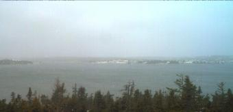 Halifax webcam - Sambro Harbour webcam, Nova Scotia, Halifax