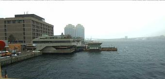 Halifax webcam - Halifax Ferry Terminal webcam, Nova Scotia, Halifax