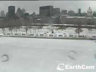 Montreal webcam - Vieux-Port Montreal webcam, Quebec, Quebec