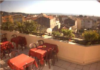 Cannes webcam - Hotel Thomas webcam, Provence-Alpes-Cote d'Azur, Alpes-Maritimes