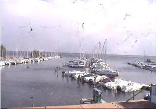 Biscarrosse webcam - Biscarosse Lac Vue 1 webcam, Aquitaine, Landes