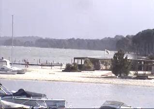 Biscarrosse webcam - Biscarrosse Lac Vue 4 webcam, Aquitaine, Landes