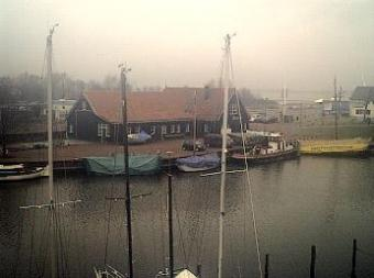 Huizen webcam - Rescue station Huizen  webcam, North Holland, North Holland
