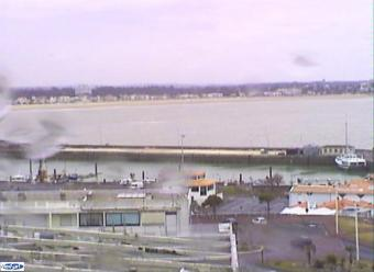 Royan webcam - Port de Peche webcam, Bay of Biscay, Charente-Maritime