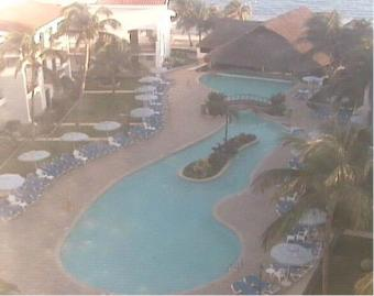 Cancun webcam - Club International webcam, Quintana Roo, Benito Juarez