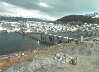 Cordova Bay webcam - Cordova Harbour webcam, Alaska, Prince of Wales-Outer Ketchikan