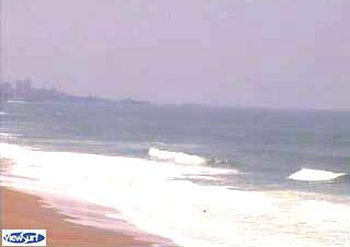 Anglet webcam - Anglet Beach Dunes webcam, Aquitaine, Pyrenees-Atlantiques